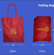 Blood Donation Folding Bag
