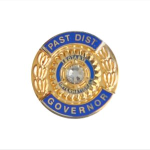 District Designations and Flag Pins