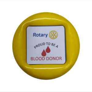 Souvenir for Blood Donors